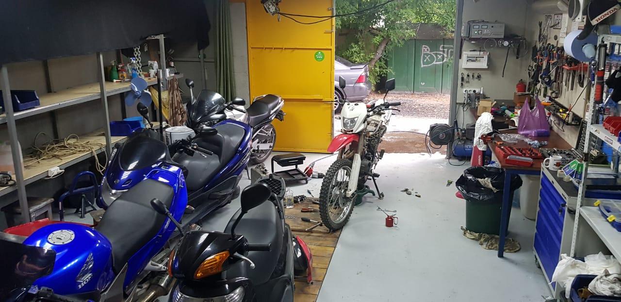Ремонт, диагностика, настройка мототехники - мотоциклов, скутеров, мопедов, байков.